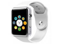 Умные часы Smart A1 Turbo White