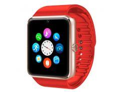 Умные часы Smart GT08 Red