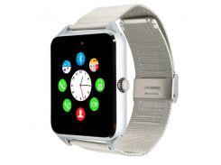Умные часы Smart GT08 Plus Silver