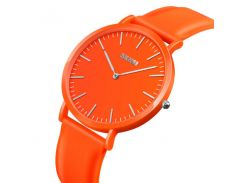 Женские часы Skmei Cruize Orange II