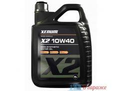 Xenum X2 10W-40 208л.