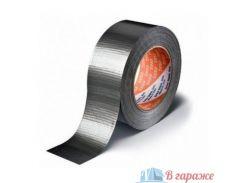 Самоклеющаяся лента ламинированная полиэтиленом Tesa 50 метров