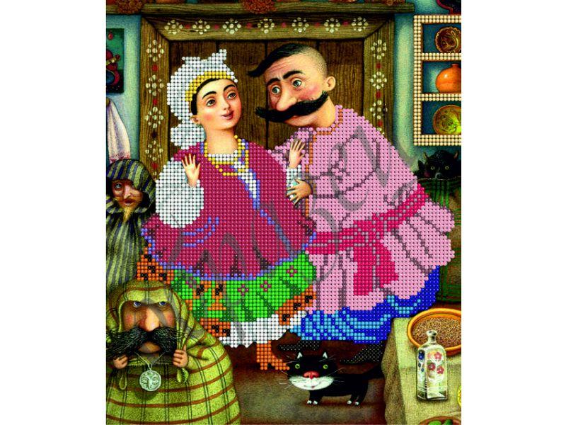 63a2923736964d Схема для вышивки бисером По мотивам сказок: