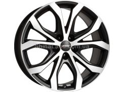 Литые диски Alutec W10X 8.00x18/5x127 D71.6 ET53 (Racing-black front polished)