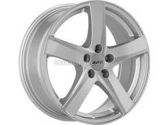 Литые диски Alutec Freeze 7.50x18/5x112 D66.5 ET45 (Polar Silver)