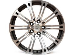 Литые диски WSP Italy W670 M3 Luxor 8.00x18/5x120 D72.6 ET15 (Anthracite Polished)