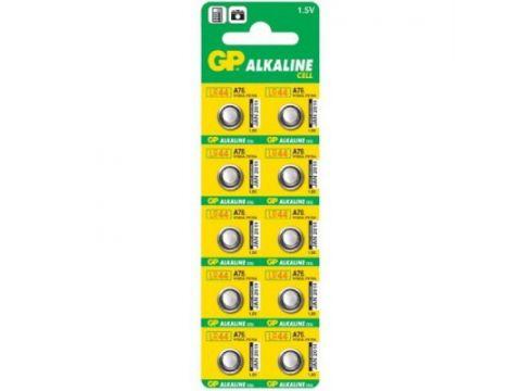 Батарейка G13 GP Alkaline 1,5V, 10 шт. Киев