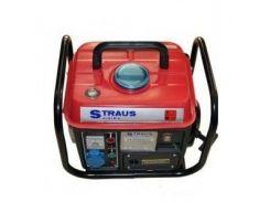 Генератор бензиновый Strаus 950 Вт 2-х тактный ручной старт