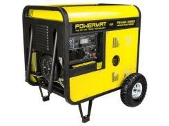 Генератор дизельный PowerMat PM-AGR-7000KED