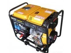 Сварочный дизельный генератор Forte FGD6500EW
