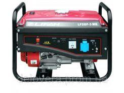 Генератор Lifan LF2GF-3MS BF 2,07 кВт однофазный, ручной пуск, газ/бензин