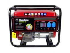 Генератор Musstang MG5000K-BF 5,5 кВт, однофазный, ручной старт, газ/бензин