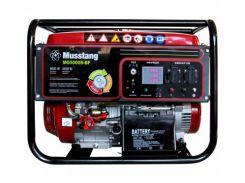 Генератор Musstang MG5000S-BF 5.5 кВт, однофазный, электростартер, газ/бензин
