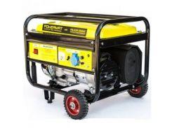 Бензогенератор PowerMat PRO 3 кВт однофазный, ручной старт