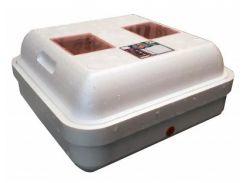 Инкубатор Рябушка 70 Smart ручной, аналоговый терморегулятор