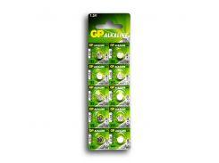 Батарейка G3 GP Alkaline 1,5V, 10 шт.