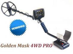 Металлоискатель Super Mask 4WD Pro- Golden Mask 4 WD Pro/Голден Маск 4ВД Про
