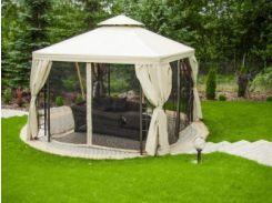 Павильон шатер садовый 3х3 м Grenada