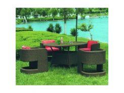 Набор Мебели Ranger Красные Тюльпаны 5 Элементов