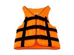 Жилет страховочный Bark оранжевый (30-50 кг.), art: BK-113