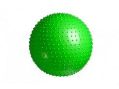 Мяч гимнастический - массажер PowerPlay 4002 65см + насос