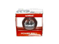 Кистевой тренажер со счетчиком LiveUp POWER BALL LS3319