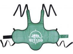 Жилет захисний тренувальний MUTABO, Вінілісшкіра, розмір XL