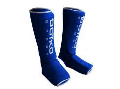 Захист гомілки і стопи Бойко-Спорт, Панчоха, розмір XL, синій