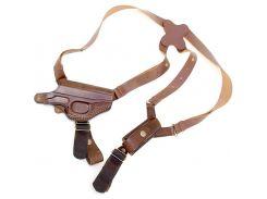 Кобура для пистолета ПМ с чехлом для обоймы