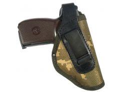 Кобура для пистолета ПМ, МР654к (светлый пиксель)