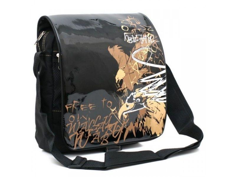 a73a6c50e77d Вместительная молодежная сумка с клапаном Wallaby арт. 2778 купить ...