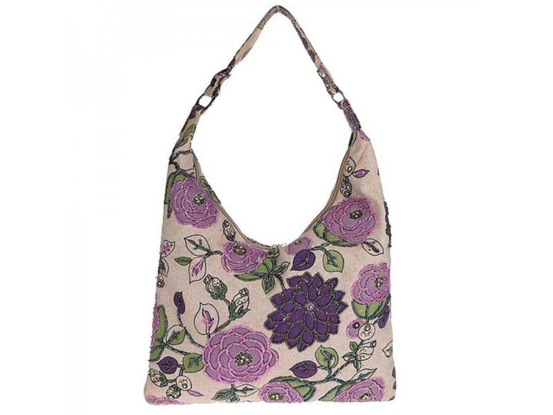 744f2049143f Молодежная сумка с вышивкой бисером Traum арт. 7216-07 купить ...