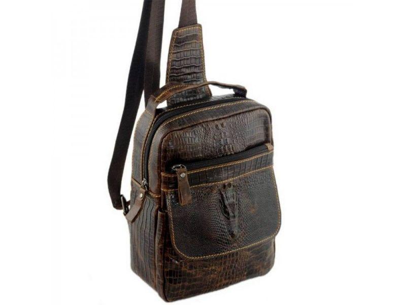 d2b33962f618 Сумка рюкзак на одно плечо Traum арт. 7172-03 купить недорого за 900 ...