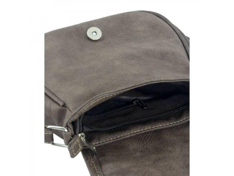 b0f089462886 Удобная женская сумка почтальон Traum арт. 7215-58 купить недорого ...