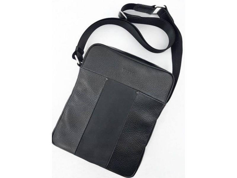 83bdac8ae299 Объемная мужская сумка из кожи VATTO арт. Mk95F8Kaz1 купить недорого ...