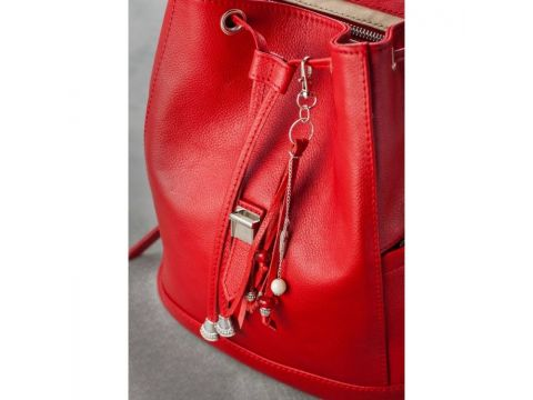 873a64d59a56 Женский рюкзак Olsen рубин BlankNote арт. BN-BAG-13-rubin купить ...