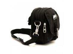 Тканевая сумка через плечо с металлической фурнитурой Wallaby арт. 3161