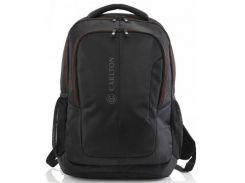 Рюкзак Baron черного цвета  Carlton арт. 910J120;01