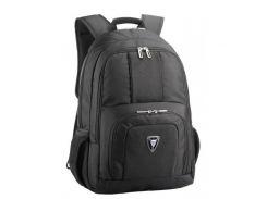 Добротный рюкзак с отделом для ноутбука 17 дюймов  Sumdex арт. PON-377BK