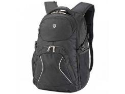 Многофункциональный вместительный рюкзак с влагонепроницаемой ткани  Sumdex арт. PON-379BK