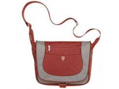 Вместительная молодежная сумка с водоотталкивающего полиєстера  Sumdex арт. PJA-642PR