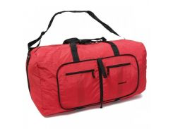 Сумка дорожная Holdall Ultra Lightweight Foldaway Large 71 Red Members арт. 922549