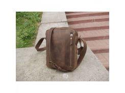 Компактная кожаная сумка через плечо  Babak арт. 536051