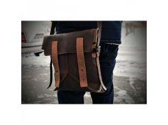Кожаная сумка-планшет на ремешках  Babak арт. 862051-65
