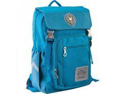 Бирюзовый городской рюкзак 1Вересня арт. 554110