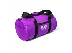 Фиолетовая сумка-тубус MAD FitLadies MAD арт. SFL60
