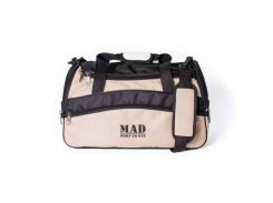 Бежевая сумка Twist MAD арт. STW21