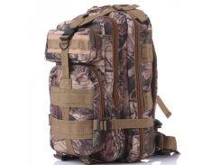 Большой походный рюкзак защитного цвета Traum арт. 7030-07