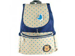 Рюкзак на шнурке со звездами Traum арт. 7006-12