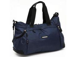 Спортивная сумка синего цвета Dolly арт. 930-1